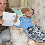 Bir annenin oğluyla yaşam mücadelesi!