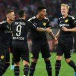 Borussia Dortmund 2. yarıda açıldı!