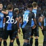 Club Brugge avantajı kaptı