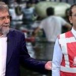 Ahmet Hakan'dan Ekrem İmamoğlu'na eleştiri