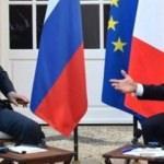Putin ve Macron'dan İdlib açıklaması