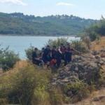 Çanakkale'de korkunç olay! Su yüzeyinde bulundu