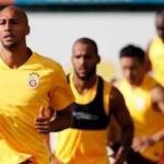 Galatasaray'da Nzonzi siftah yaptı!