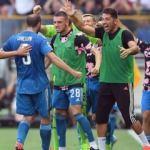 Juventus sezona galibiyetle başladı!