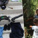 Sokakta buldukları silahla oynayan çocuklar ölümden döndü