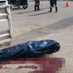 Tartıştığı eşinin sürdüğü aracın altında kalarak hayatını kaybetti