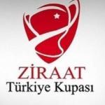 Türkiye Kupası'nda ilk tur programı açıklandı