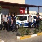 15 kişi hastaneyi bastı! Çatışma çıktı