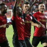 Gazişehir evinde çok farklı! 5 gol 2 kırmızı kart