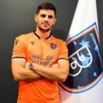 Başakşehir yeni transferini duyurdu!