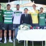 Bursaspor'da imza şov! 8 transfer...
