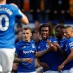 Gol düellosunu Everton kazandı