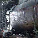 Gerilim tırmanıyor: Güdümlü füze denizaltısı inşa etti