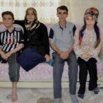 Kas erimesi hastası Mehmet'in umudu...