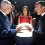 Netanyahu'dan Macron'a uyarı: Onunla görüşülmesi uygun değil!