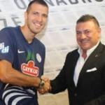 Sırp golcüden Rizespor'a 3 yıllık imza!