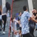 Taksim'de kadınların meydan savaşı