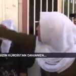 HDP'lilerin yüzüne haykırdı! 'Başlarım Kürdistan'ınıza!'