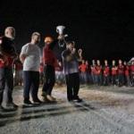 Bursa'daki dev tatbikat sona erdi