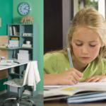 Çocuklar için çalışma odası nasıl dizayn edilir? Sakinlik veren etkili dekorasyon önerileri