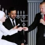 Cumhurbaşkanı Erdoğan Bülent Tüfenkci'nin oğlunun nikah şahidi oldu
