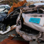 Alarm verildi: Dorian Kasırgası ABD'ye ulaştı