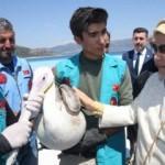 Emine Erdoğan'dan Salda Gölü'ne ziyaret