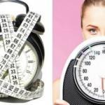 En hızlı kilo verdiren 8 saat diyeti: Kesin zayıflatan 8 saat diyeti listesi…