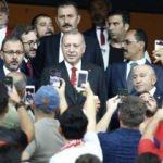 Başkan Erdoğan, Milli Takım'ı yalnız bırakmadı