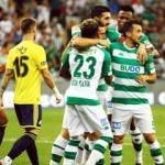 Fenerbahçe'den Bursa'da kötü prova!