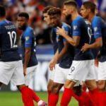 Fransa Arnavutluk engelini rahat aştı!