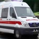 Hasta getiren ambulansı kaçırdılar!