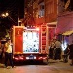İzmir'de korkunç olay! Yangına giden itfaiye buldu