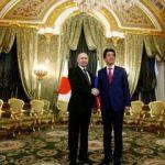 Japonya Başbakanı Abe: Putin'le görüşmeyi planlıyorum