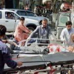 Kabil'de şiddetli patlama! Ölü ve yaralılar var...