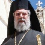 Güney Kıbrıslı Başpiskopos'tan dünyaya çağrı: KKTC'yi terk etsinler
