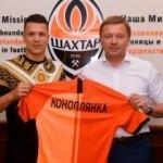 Konoplyanka'nın yeni takımı belli oldu!