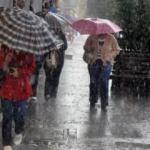 Meteoroloji uyardı! 13 kentte sağanak yağış var!