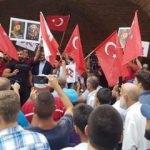 Skandal sözlerin ardından Türkiye'ye destek gösterisi