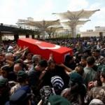 Şehit Mardin Özel Harekat Şube Müdürü Kansuva'ya son görev