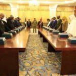 Sudan'da sivil hükümet üyeleri yemin etti