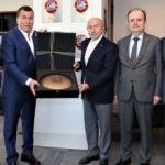TSYD'den Nihat Özdemir'e ziyaret