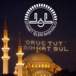 2020 Ramazan ayı ne zaman? Diyanet orucun ilk ve son günü