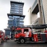 5 yıldızlı otelde yangın paniği! Herkes tahliye edildi