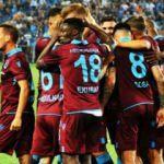 Trabzonspor-Gençlerbirliği maçında ilk 11'ler