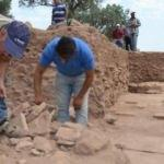 Manisa'da heyecanlandıran keşif! Büyük depremin izine rastlandı