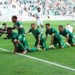 Bursaspor Osmanlıspor'u 3 golle geçti