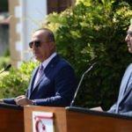 Çavuşoğlu: Kıbrıs Türk halkı azınlık statüsünü kabul etmez