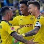 Dortmund'dan 4 gollü galibiyet