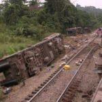 Dünyayı sarsan tren kazası! En az 50 ölü...